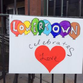 100 Love Signs for Lowertown